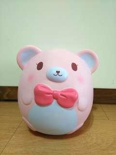 bunny's cafe kt bakery kumatan egg bear squishy