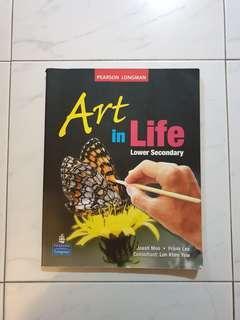 🚚 Pearson Longman Art Textbook