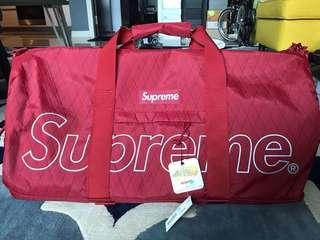 #MakeSpaceForLove Supreme Duffel Bag