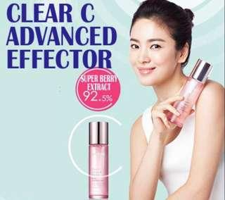 [Ready Stock] - Laneige Clear C Advanced Effector_EX 150ml Expires Jan 2022!