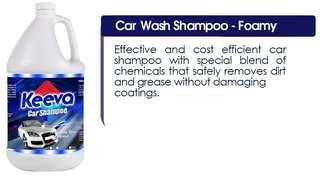 KEEVA Car Wash Shampoo (ORGANIC)