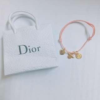 Dior限量手繩
