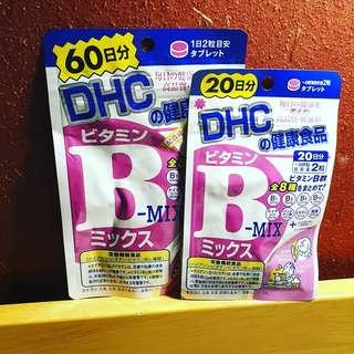 DHC. B-Mix for 20days and 60Days