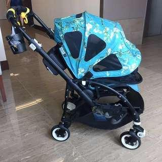 Bugaboo bee 3 black special edition