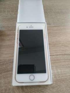 Iphone 8 64gb gold baru