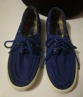 UpZone™ Blue Topsider Shoes (unisex)