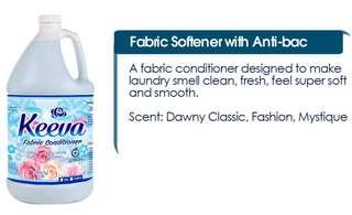 KEEVA Fabric Softener with Anti-Bac (ORGANIC)