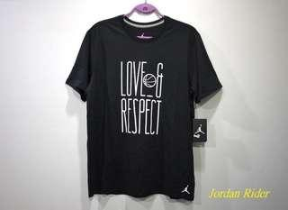Jordan Rider 喬丹騎士 NIKE Air Jordan XIII Retro AJ 13代復刻短袖T恤 Love & Respect