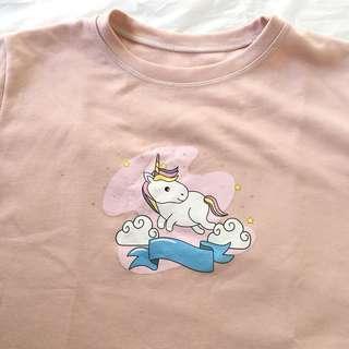 Pastel Pink Shirt for Kids