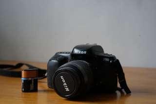 Nikon F50 菲林機