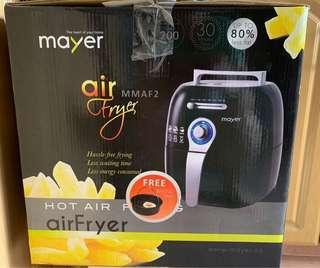 🚚 Mayer Air Fryer