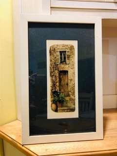 Stone Cottage Wall Hanging