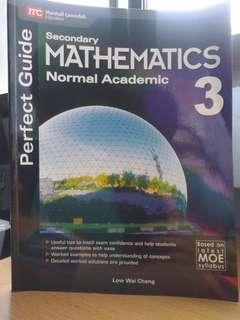 🚚 Secondary 3 N(A) Maths Guide
