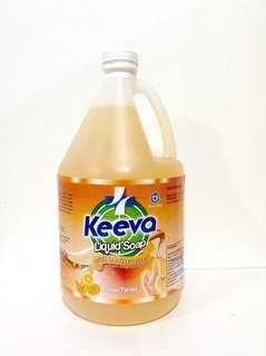 Keeva Liquid Soap 3.5 Liters Gallon Melon Twist