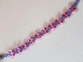 🚚 Handmade crystal bracelet
