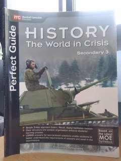 🚚 Sec3 History The world in Crisis Guide