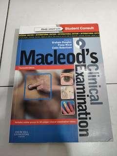 Macleod's Clinical Examination (13th Edition)