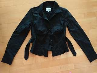 Armani Exchange Ladies Top (black)