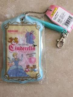 Pass case Disney Cinderella from Japan