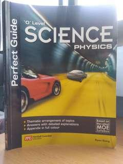 🚚 O level Science Physics Guide (2010 Edition)