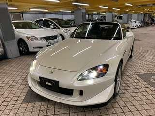 HONDA S2000 type s