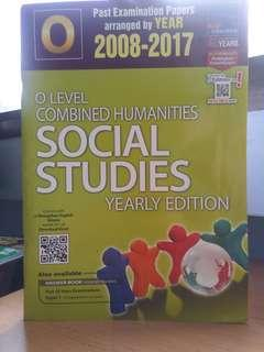 🚚 O level Combuned Humanities Social Studies Yearly