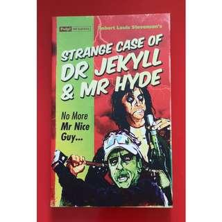 Strange Case of Dr Jekyl & Mr Hyde - Robert Louis Stevenson (PULP CLASSICS)