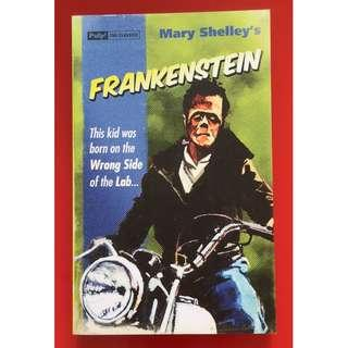 Frankenstein - Mary Shelley (PULP CLASSICS)