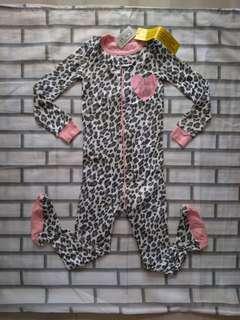Girl onesie type suit