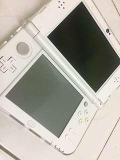 New Nintendo 3DS XL - White