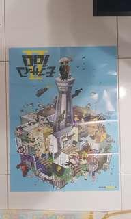 Mob psycho 100 season 2 anime poster