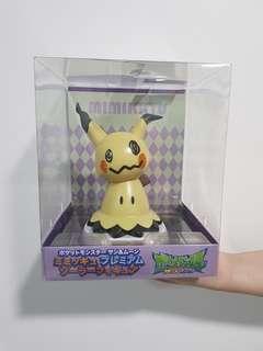 Pokemon mimikyu solar figure
