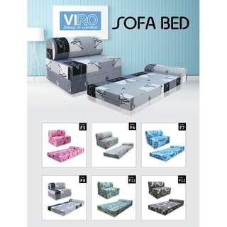 Viro Foldable Sofa Bed