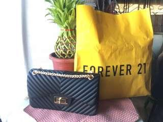 Jelly bag forever21,/mk chanel coach