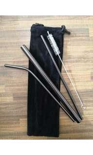 Metal straws *Brand New* !