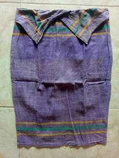 Rok batik lawasan