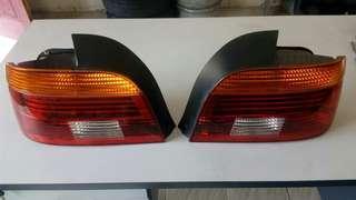 BMW E39 rear lamp