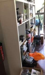 IKEA Kallax shelves (2units)
