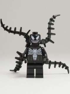 Lego Venom minifigure Marvel 76004