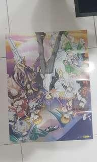 Date a live 2 anime poster