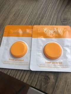 Clinique vit c booster