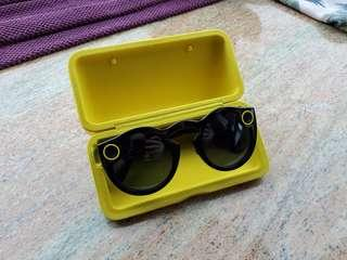 SnapChat Spectacles Sunglassed