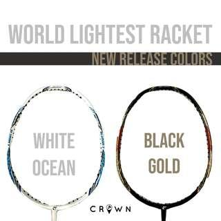 🚚 Lowest Price Offer | Apacs Feather Weight 55| World Lightest Racquet