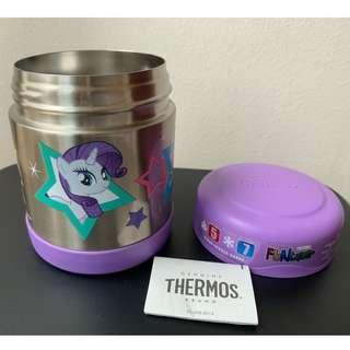 Thermos Funtainer 10 Ounce Food Jar, My Little Pony, Violet