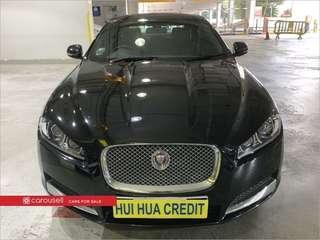 Jaguar XF 2.2 Diesel Premium Luxury Auto