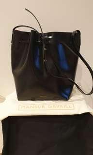 Mansur Gabriel bucket bag