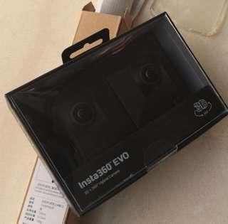 現貨速發 Insta360 EVO 180度VR相機 裸眼3D全景相機 5.7K防抖