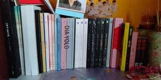 CLEARANCE ALBUMS 💜