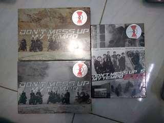 EXO TEMPO album only