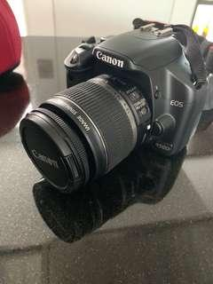 Canon 450D - Seldom Used @ Great condition